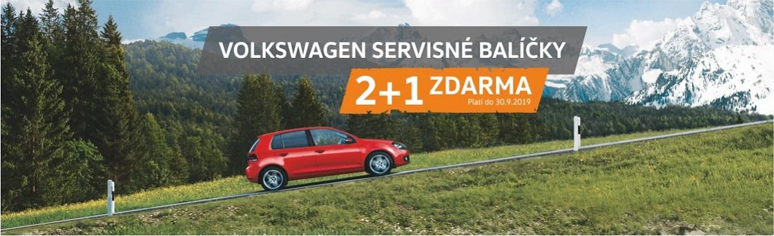 VW banner