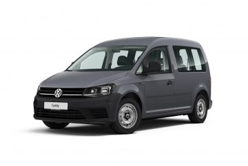 Caddy Kombi grey pure