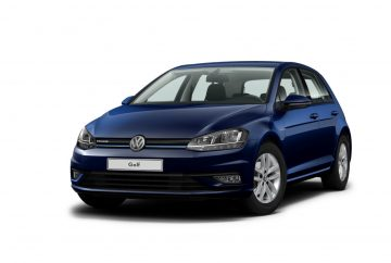 Golf TL blue atlantic