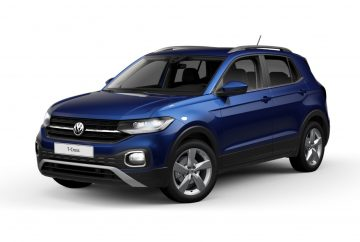 T-Cross blue reef