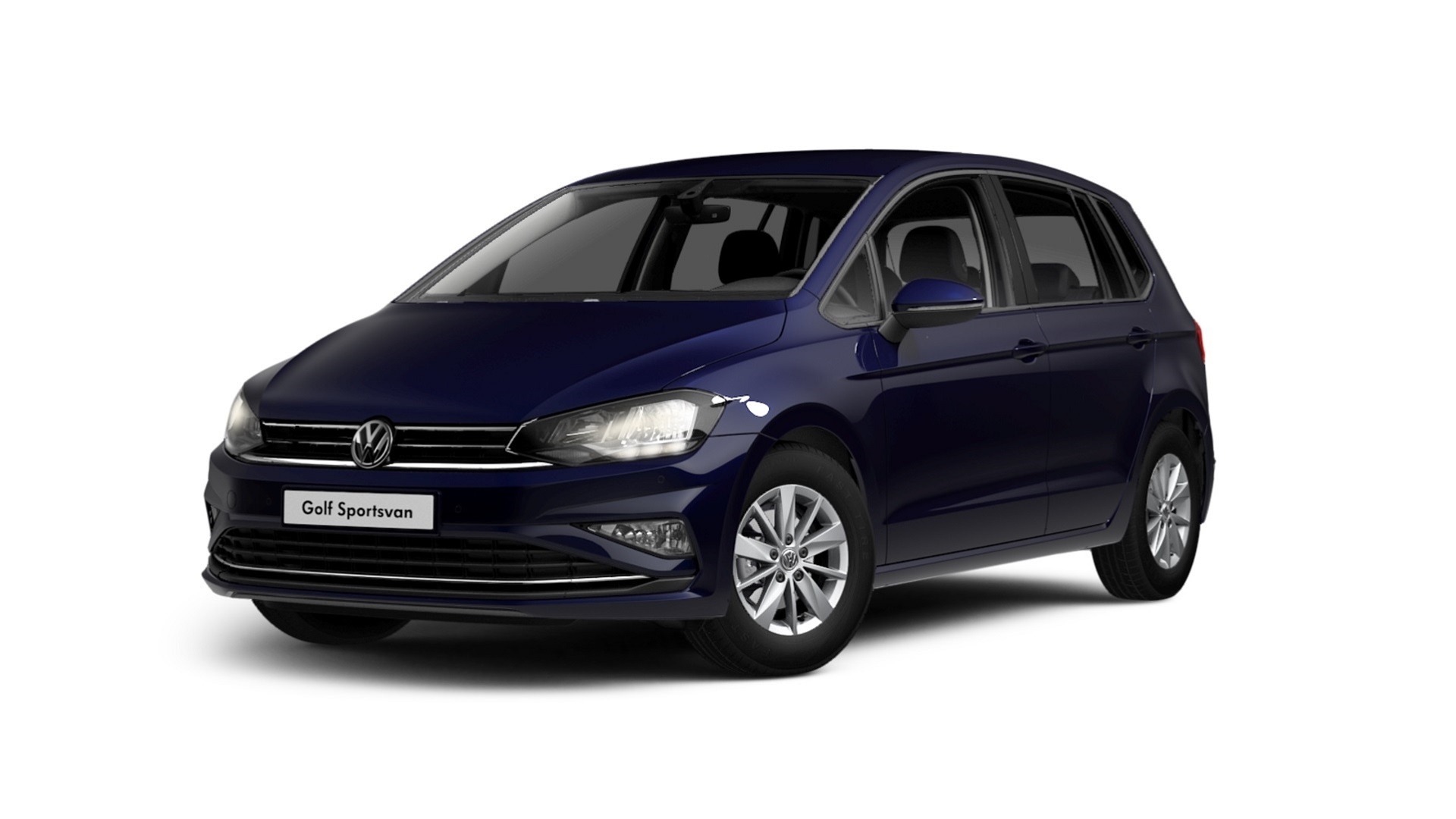 Golf Sporstvan CL blue atlantic