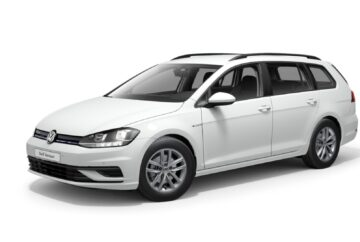 Golf Variant TL white pure