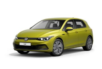 Golf 8 Style yellow lime